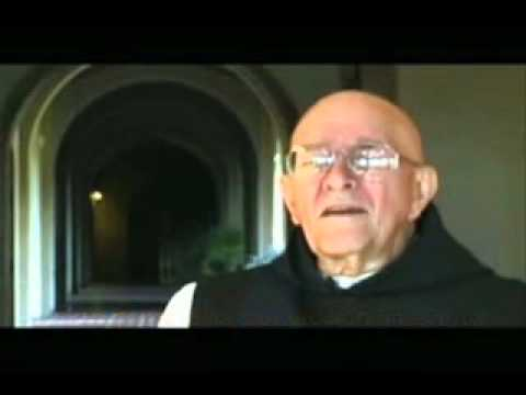 Padre Thomas Keating y oración centrante