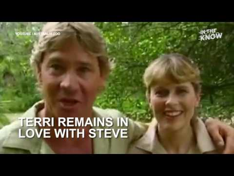 Steve and Terri Irwin's Love Story is Timeless