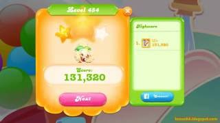 Candy Crush Jelly Saga Level 454 (No boosters)