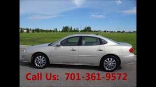Used 2009 Buick LaCrosse for Sale ($14,200) at West Fargo, ND