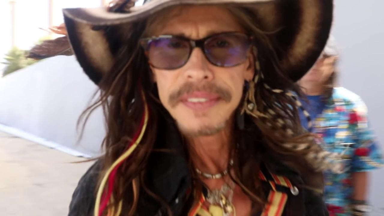 Aerosmith - EXCLUSIVE!! - Deuces Are Wild: Behind the Scenes!