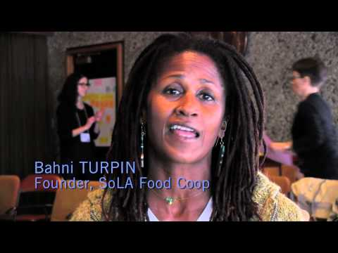 SoLA Food Coop in  South Los Angeles' Bahni Turpin