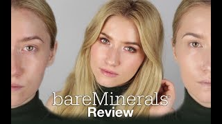 BareMinerals Original Foundation SPF15 REVIEW