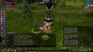 Knight Online | VEGA | 4 SAAT ARDREAM ORC WARRİOR | (2019)