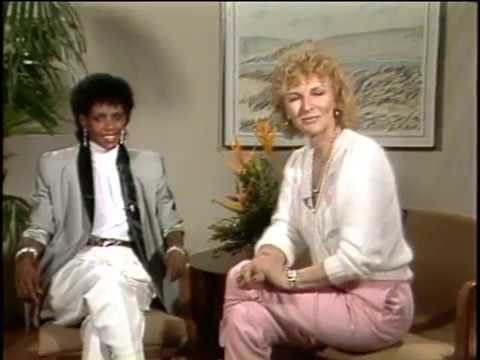 Interview with Melba Moore (1986)
