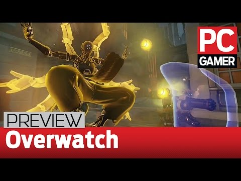 Overwatch first impressions - BlizzCon 2014