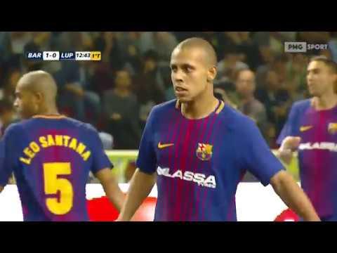 Calcio a 5 - UEFA Futsal Cup 2017/2018 - FC Barcellona vs Luparense