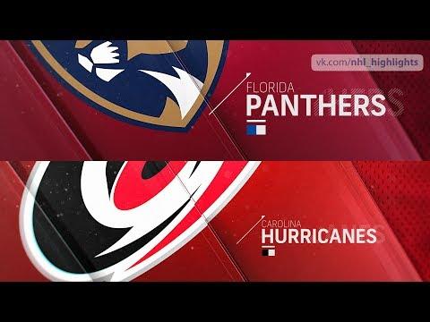 Florida Panthers vs Carolina Hurricanes Nov 23, 2018 HIGHLIGHTS HD