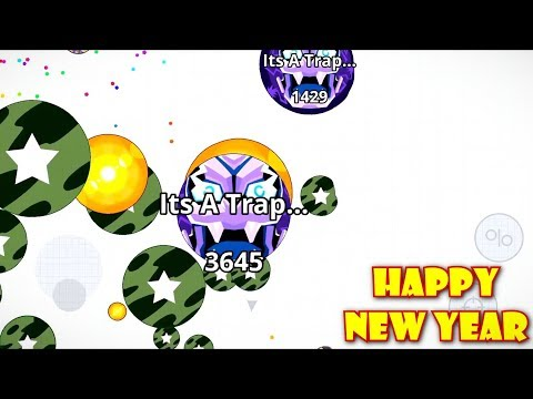 BEST SOLO DESTROYING TEAM!!!! ( Agar.io Mobile ) thumbnail