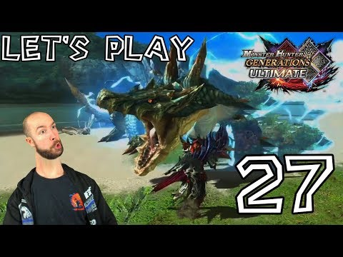 Let's Play Monster Hunter Generations Ultimate - #27: Reine Seltas, Lagiacrus et Points Wycadémie ! thumbnail
