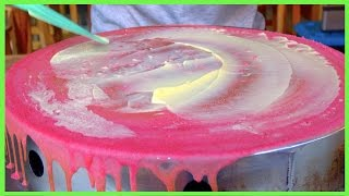 Incredible Street Foods Compilation - Japanese Crepe, Ice Cream Roll