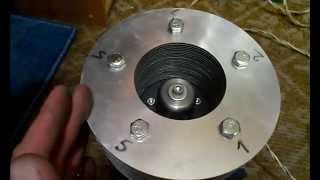 Безлопастной дисковый центробежный вентилятор  Н. Теслы. Nikola Tesla - bladeless fan.(, 2013-12-13T16:25:04.000Z)