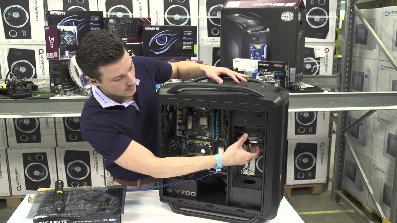 bygg din dator