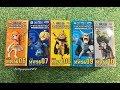 One Piece - Unboxing  WCF Mugiwara56 vol.2 の動画、YouTube動画。
