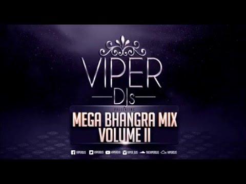 mega-bhangra-mix-volume-ii-|-viper-djs-|-only-the-biggest-dancefloor-hits