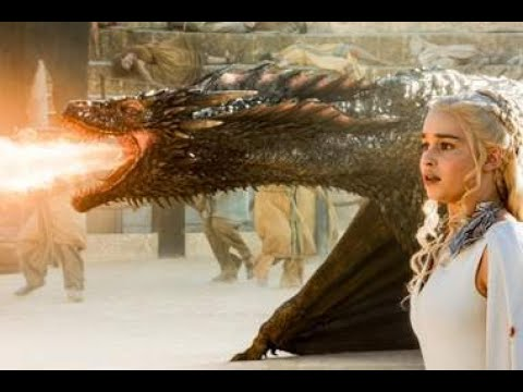 Came Of Thrones: Danenerys Storms kings Landing, To ACDC Hells Bells
