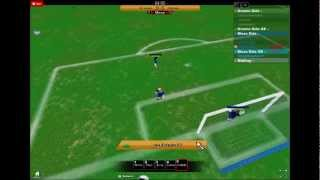 Roblox: TŞ Professional Soccer 2012 - TPS 12 (SECOND HALF Part 3/3)
