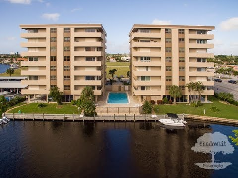 Waterfront Property For Sale - 4803 Sunset Court, Cape Coral, FL