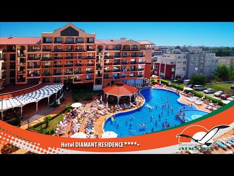 Hotel DIAMANT RESIDENCE - SUNNY BEACH - BULGARIA