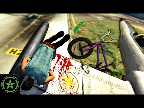 GTA V ROLEPLAY #55 SALTO POR ENCIMA DE UN HELICÓPTERO!! from YouTube · Duration:  48 minutes 21 seconds
