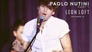 "Paolo Nutini performs ""No Other Way"" live at the Leon Loft"
