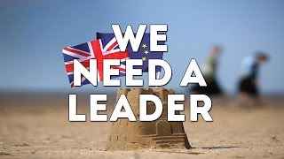 'We Need a Leader' - True Hope Admist Political Uncertainty - Go Chatter