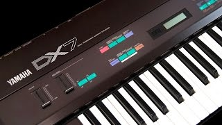 Yamaha DX7 - Gear Chat 01