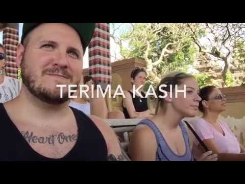 Our Honeymoon in Bali