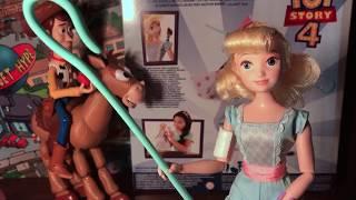 UNBOXING TOY STORY Bo Peep! Історія Іграшок. Розпакування ляльки Бо Піп.