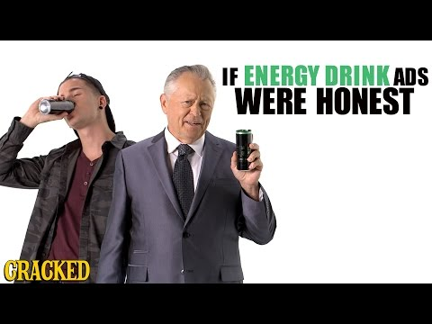 If Energy Drink Ads Were Honest - Honest Ads