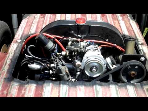 This Is The Most Baffling And Wonderful Engine Swap I've Seen