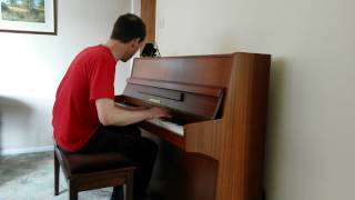 Baixar Never Let You Go - Rudimental, Piano Cover by Nige B