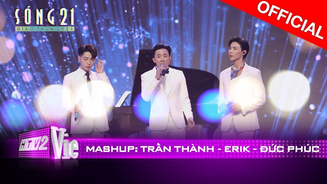 Trấn Thành - Erik - Đức Phúc tái hiện loạt hit ballad khiến khán giả