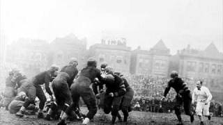 Football Comes to the University of Chicago