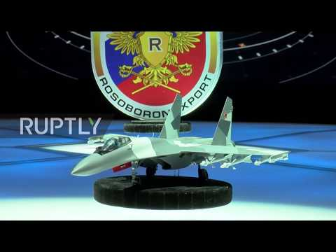 UAE: Russia unveils new aerial systems at 2017 Dubai air show