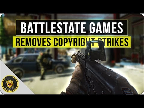 Battlestate Games Removes Copyright Strikes From Eroktic (FINAL VIDEO)