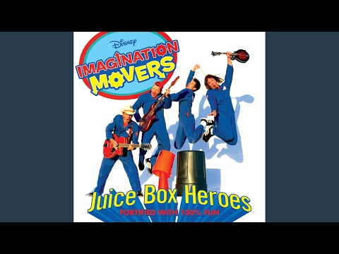 Mover Music (Jump Up!)