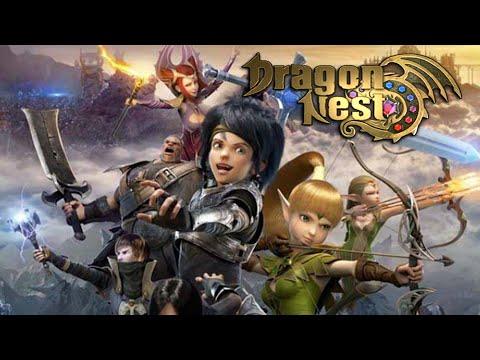 Dragon Nest Throne Of Elves Movie Trailer 2 Youtube