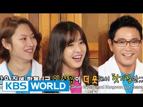 Happy Together - Lee Bongwon, Park Eunhye,  Kim Heechul, & more! (2015.03.12)