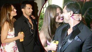 Bipasha Basu Caught Romancing In Public With Husband Karan Singh Grover