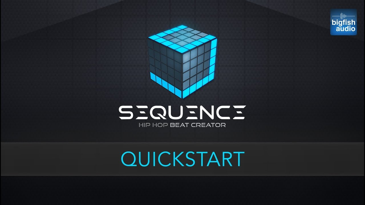 Sequence: Hip Hop Beat Creator