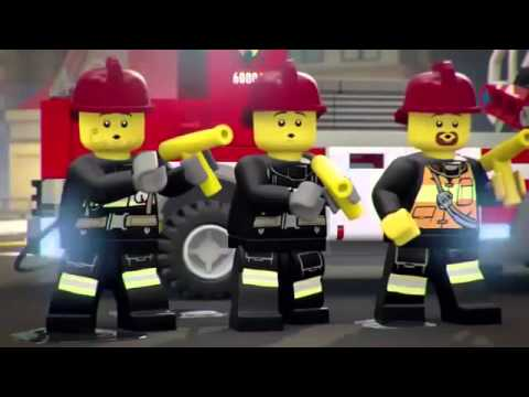Lego City Stories Episodes 7 8 9 Lightscamerafirethe Big Chasemuseum Heist