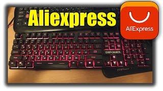 Обзор игровой клавиатуры DBPower с AliExpress