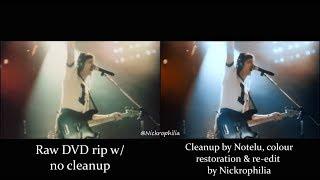 Pink Floyd /// 1980 videotape & 1981 film shots (RESTORED) [1080p60]