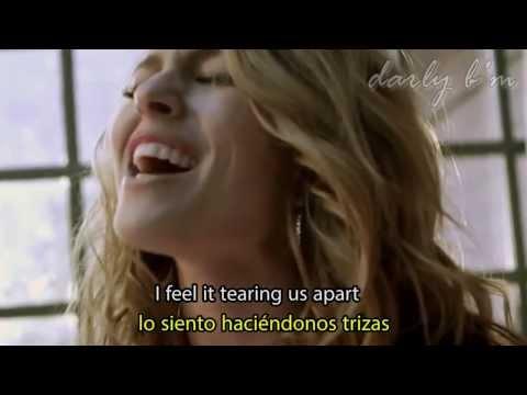 Bridgit Mendler - Hurricane Subtitulado en Ingles & Español (Official Video)