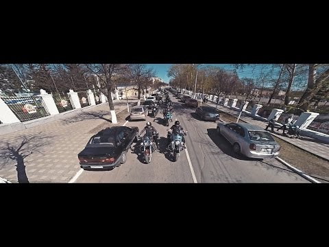 Открытие мотосезона в Кирове