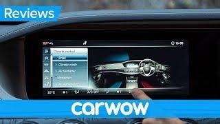 Mercedes S Class 2018 infotainment and interior review | Mat Watson Reviews