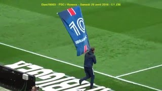 Video Gol Pertandingan Paris Saint Germain vs Stade Rennes