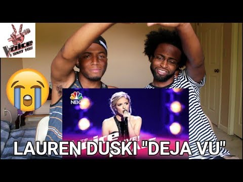 The Voice 2017 Lauren Duski - Finale: