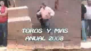VideoClip TOROS Y MAS 2008